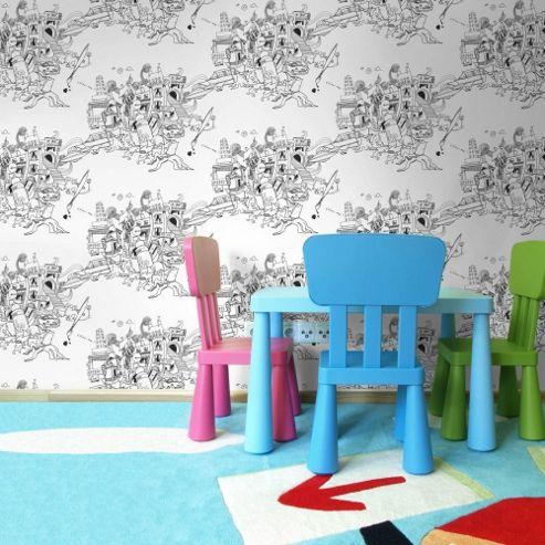 Graham & Brown Colour Me Wallpaper