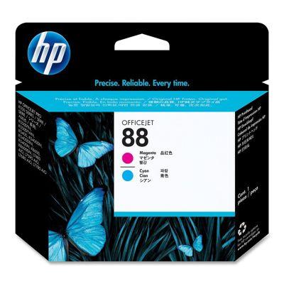 HP 88 printer ink cartridge - Magenta and Cyan