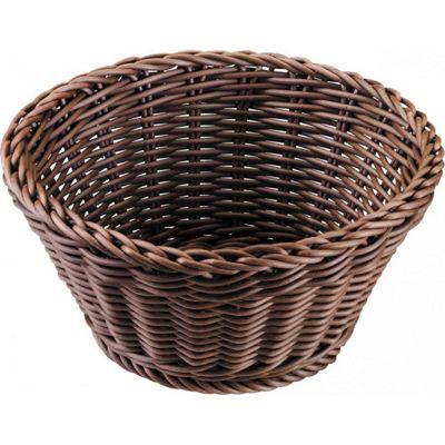 Westmark Saleen 18cm Round Multi Purpose Basket, Brown