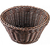 Westmark Saleen 18cm Round Multi Purpose Basket, Brown
