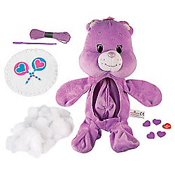 Build Your Own Care Bear Soft Toy - Share Bear