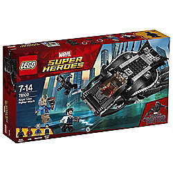 LEGO Super Heroes Royal Talon Fighter Attack 76100