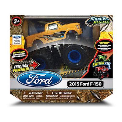 Monster Maniacs Ford F150 Vehicle Starter Set