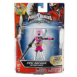 """Power Rangers Ninja Steel 5"""" (Pink Ranger)"""