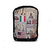 Non Branded International School Bag Rucksack Backpack