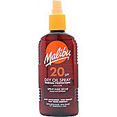 Malibu Sun Dry Oil Spray 200ml SPF20