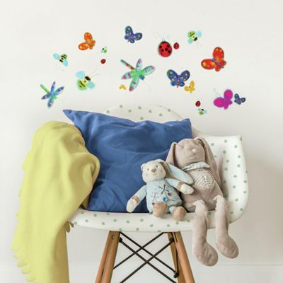 Childrens Wall Stickers - Butterflies