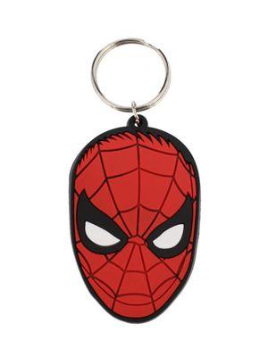 Spiderman Rubber Keyring