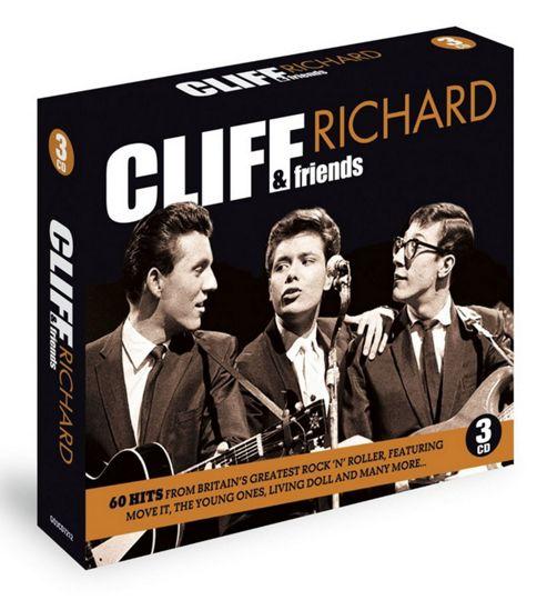 Cliff Richard & Friends (3CD)