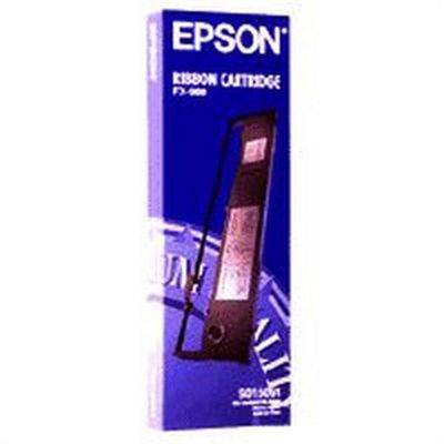 Epson SIDM Black Ribbon Cartridge for FX-980 (C13S015091)