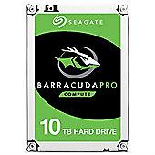 Seagate BarraCuda Pro 10TB SATA III 3.5 Hard drive
