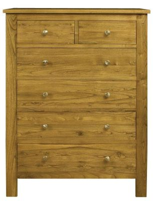 Alterton Furniture Madison 2 Over 4 Drawer Chest