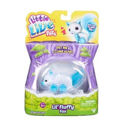 Little Live Pets Fluffy Friends Series 1 - Frosty Fox