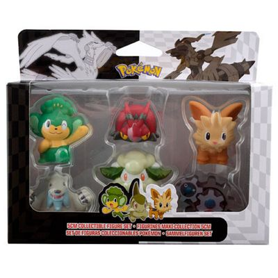 Pokemon Black and White - 6 Figure S3 Pack