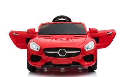 Mercedes Benz CLA Style Ride On Car - Kids Electric Cars - 12v Motor - 2018