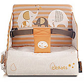 Jane Highchair Bag (Elephant)