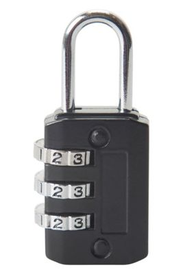 Mountain Warehouse COMBINATION PADLOCK