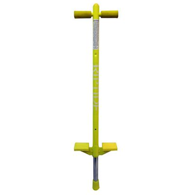 Riptide Light Up Big Air Pogo Stick - Yellow
