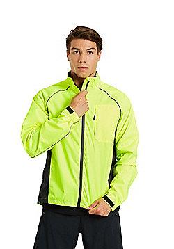 Zakti Lightening Speed Bike Jacket - Yellow