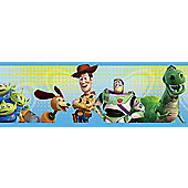 Toy Story Self Adhesive Wallpaper Border 5m