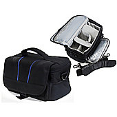 Black Camera Bag For The Nikon D3300 Digital SLR