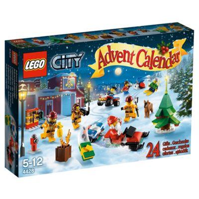 LEGO City 2012 Advent Calendar 4428
