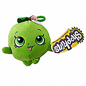 Shopkins 'Apple Blossom' Hanging Plush Backpack Clip