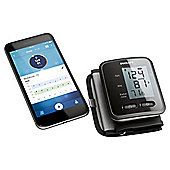 Philips DL8765/15 Bluetooth Wrist Blood Pressure Monitor Cuff - Black