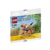 Lego Creator : Tiger (in Plastic Bag) (30285)