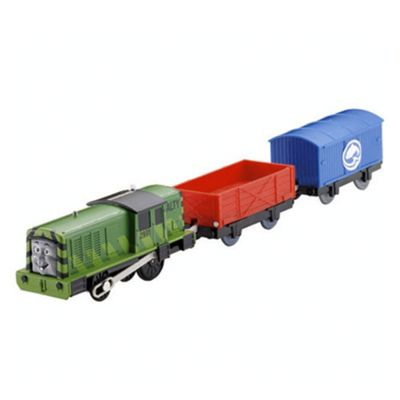 Fisher-Price Thomas & Friends Trackmaster Green Salty