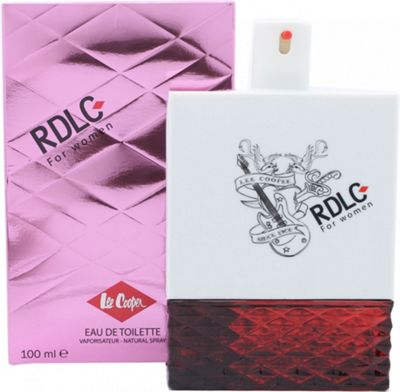 Lee Cooper RDLC for Women Eau de Toilette (EDT) 100ml Spray For Women