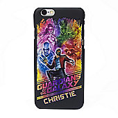 Guardians of the Galaxy Personalised iPhone 6 Case - Group