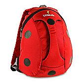 LittleLife ActiveGrip Toddler Daysack, Ladybird