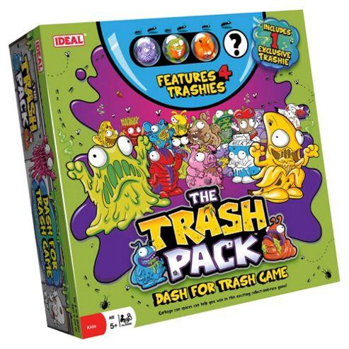 The Trash Pack Dash for Trash