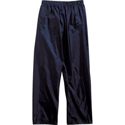 Regatta Mens Stormbreak Overtrousers Navy XL