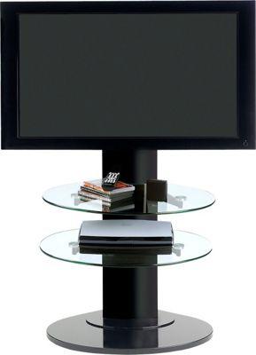 BDI VISTA 9960 Cantilever TV Stand - Black