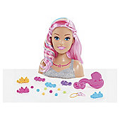 Barbie Dreamtopia Rainbow Styling Head