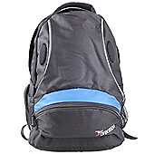 Precision Back Pack - Black/Royal
