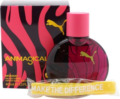 Puma Animagical Woman Gift Set 40ml EDT + Armband For Women
