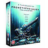 Alien/ Prometheus 5 Pack Blu-ray