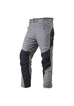 Montane Mens Terra Walking Pants - Grey