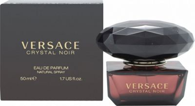 Versace Crystal Noir Eau de Parfum (EDP) 50ml Spray For Women