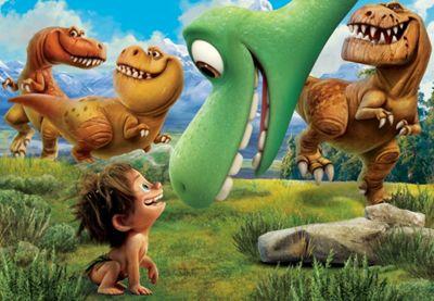 Disneys The Good Dinosaur - 60pc Puzzle