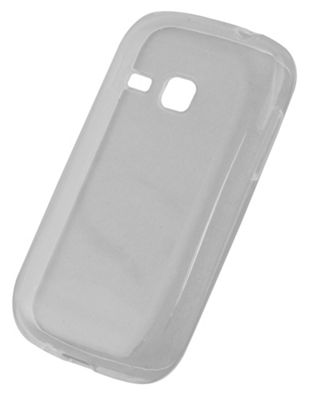 Tortoise™ Soft Protective Case Samsung Galaxy Young Clear