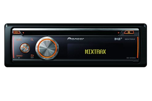 Pioneer DEH X8700DAB In Car stereo│DAB+│CD│USB│Aux│Bluetooth│iPod-iPhone-Android