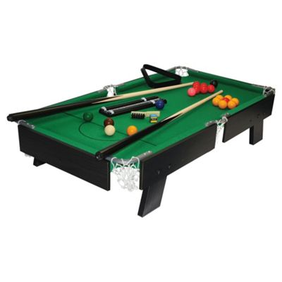 Debut 3ft Snooker Games Table