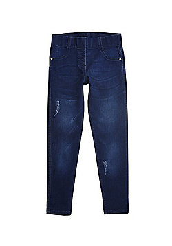 F&F Stretch Jeggings - Indigo
