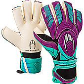 Ho Ghotta Roll/Neg Caballero Smu Junior Goalkeeper Gloves - Purple
