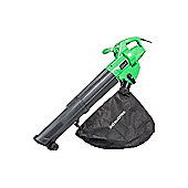 Andrew James Leaf Blower And Vacuum in Green