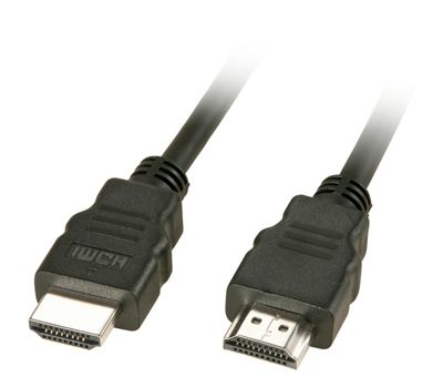 Lindy 41395 1m HDMI Black cable